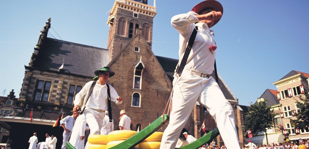 Käsemarkt Alkmaar @ Kaasmarkt | Alkmaar | Noord-Holland | Niederlande